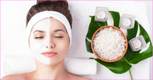 How to make facial masks for winter at home?