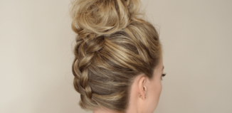 How to make upside down Dutch braid