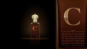 """Clive Christian """"C"""" for Men Perfume Spray – $300"""