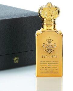 Clive Christian No. 1 Parfum for men – $2000