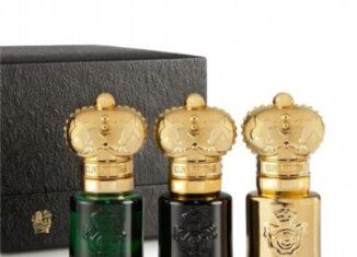 Clive Christian Perfume Traveler Set for men 0.34 oz Spray – $647
