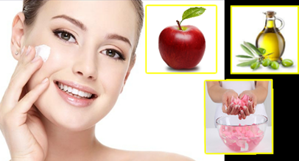 How to make apple night cream at home