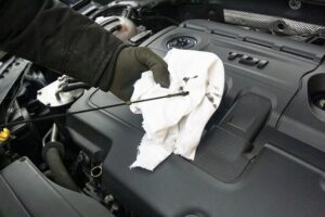 Signs that you need an oil change